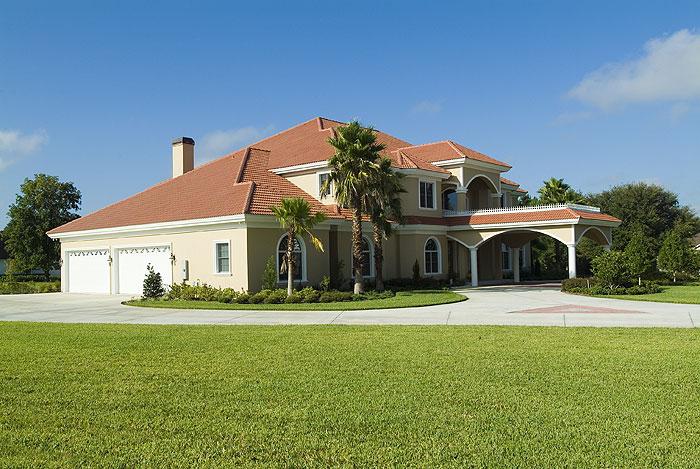 Pronájem domu na floridě